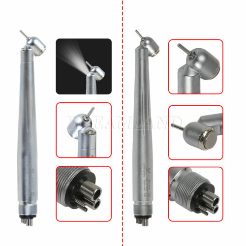 Dental 45° Degree Surgical High Speed Handpiece ( LED E-generator) 4H Yabangbang