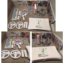 Nintendo Wii plus Extras Muswellbrook Muswellbrook Area Preview