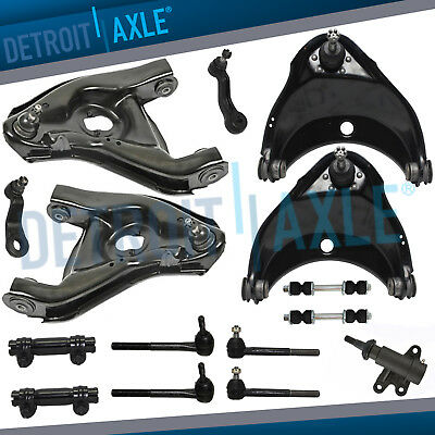 15pc Complete Front Suspension Kit - Chevy & GMC C1500 C2500 Suburban Tahoe 2WD ()