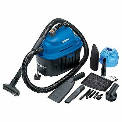 Draper 06489 Car Care 10L 1000W 1kW 230V Wet And Dry Vacuum Cleaner New