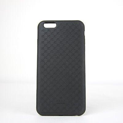 Gucci Black Micro GG Guccissima Bio-plastic Iphone 6 Plus Cover/Case 399030 1000
