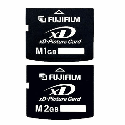 Digital Camera 1gb Card - 1GB/2GB FUJI Type M XD-Picture Memory Card for Fujifilm Digital Cameras