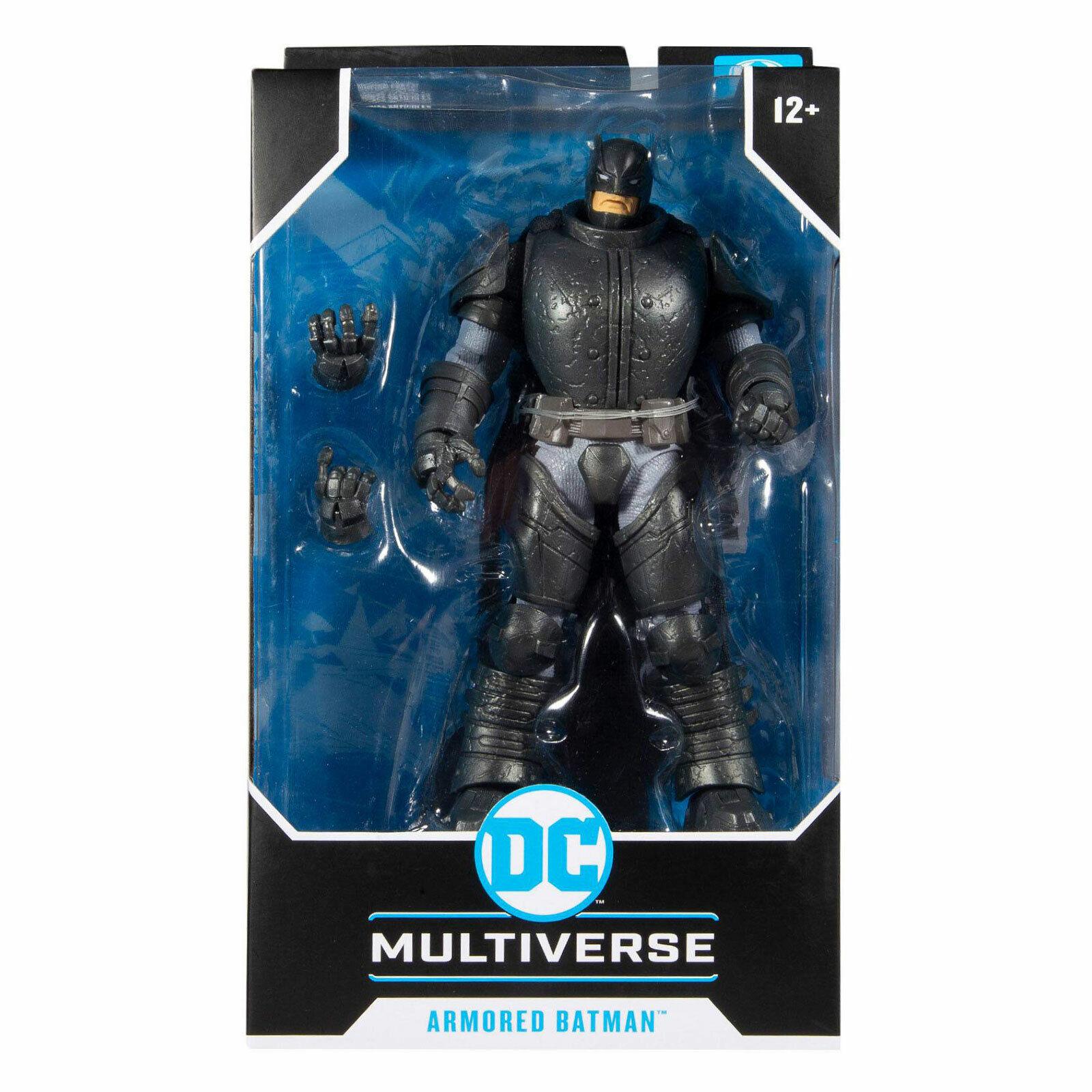 McFarlane Toys DC Multiverse The Dark Knight Returns Armored Batman 18 cm