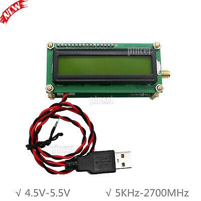 Rf Power Meter 5khz-2700mhz Space Broadband Rf Signal Meter Detector Gl2700