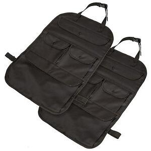 2x Rückenlehnentasche Rückenlehnenschutz Rücksitz Organizer Auto Rücksitz Tasche