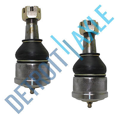 Pair: 2 NEW Front Driver and Passenger Lower Suspension Ball Joint Set Kit