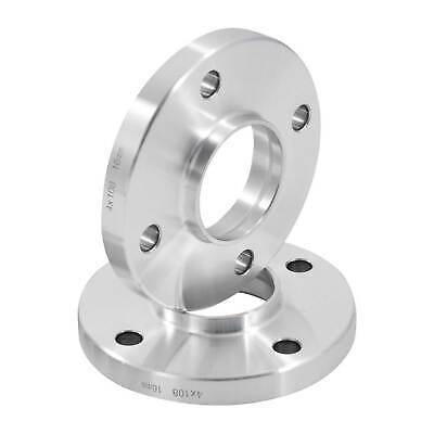 2 x (Pair) Hub Centric (Hubcentric) Aluminium / Alloy Wheel Spacers For Nissan