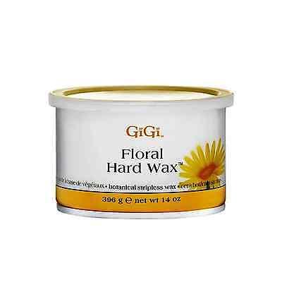 Gigi Floral Hard Wax, 14 Ounce