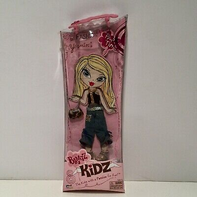 BRATZ KIDZ FASHION PACK YASMIN PARTY TIME