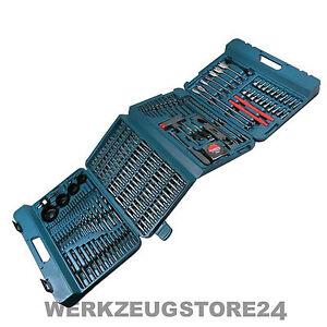 Makita P-44046 Bohrer-Bit-Set 216-tlg. Bohrersatz Bitsatz für Akkuschrauber