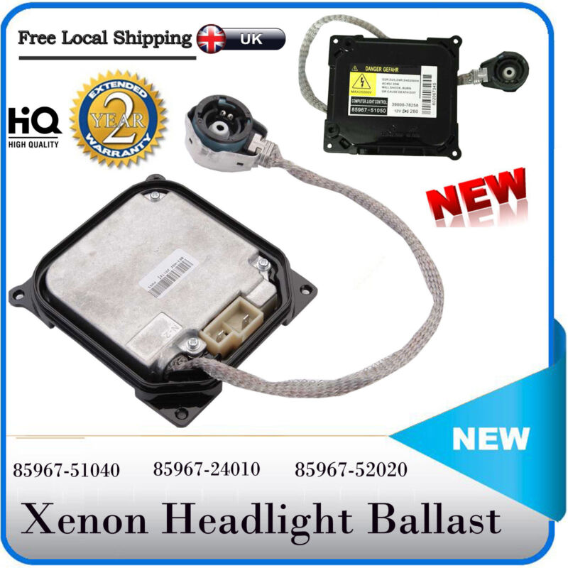 D2SD2R Xenon HID Headlight Ballast Control Unit ECU for Toyota Lexus 85967-52020