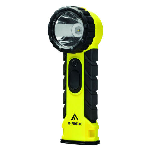 M-Fire RIGHT ANGLE Firefighter LED LIGHT 270 Lumens