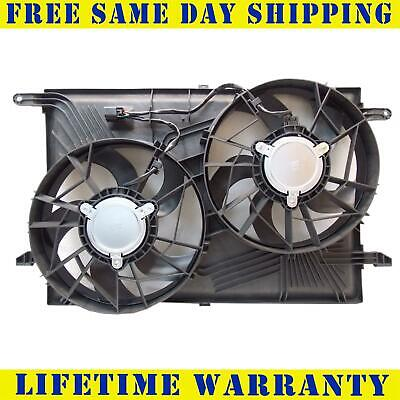 Radiator And Condenser Fan For Buick Century Regal GM3115129
