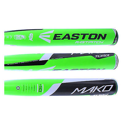 2016 Easton FP16MKT10 32/22 MAKO TORQ CXN ZERO Fastpitch Softball Bat (-10oz)