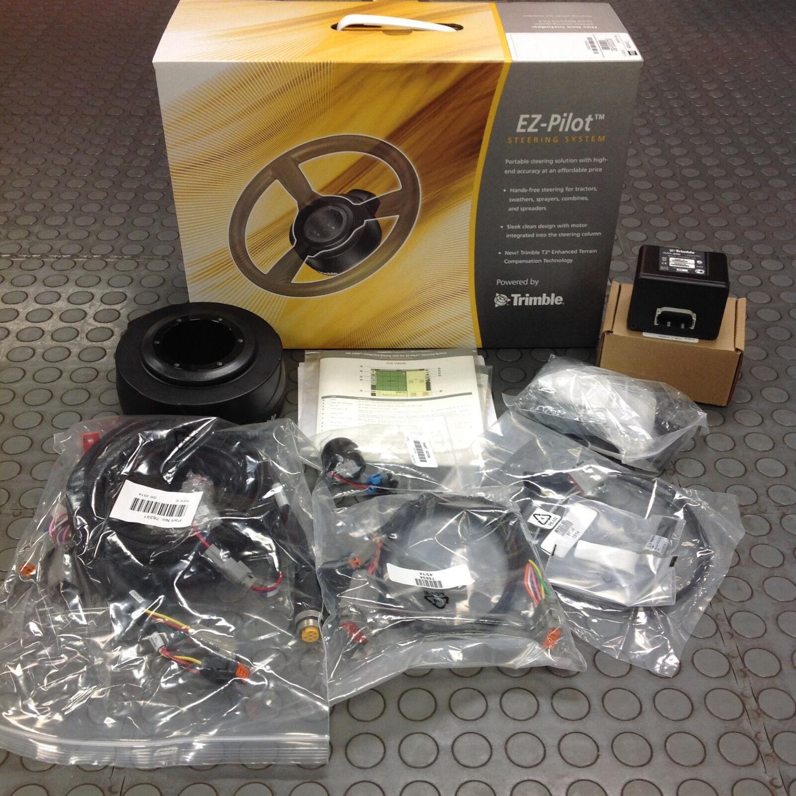 Nav 900 /& EZ Pilot Pro w// Unlock TRIMBLE GFX 750