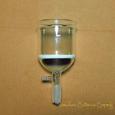 350ml2440glass Buchner Funnel3 Suction Filterlab Chemistry Glassware