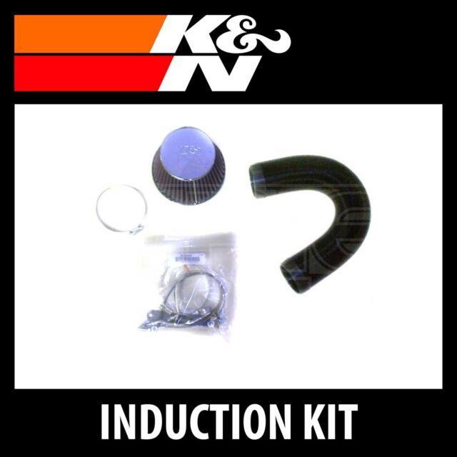 K&N 57i Performance Air Induction Kit 57-0347 - K and N High Flow Original Part