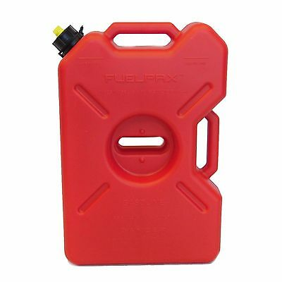 3.5 Gallon Fuel Pack Spare Container Off Road ATV Pack Jerry Can Polaris FuelpaX