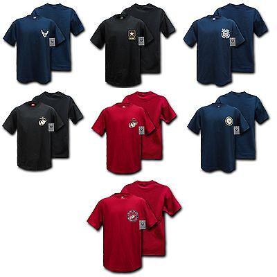 Us Coast Guard Shirts (US Military Army Air Force USMC Marines Coast Guard Navy T-Shirt T-Shirts Tees )