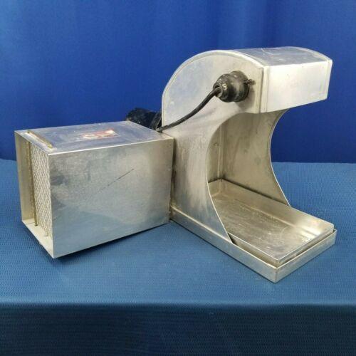 Handler Aluminum Hood and Dust Collector