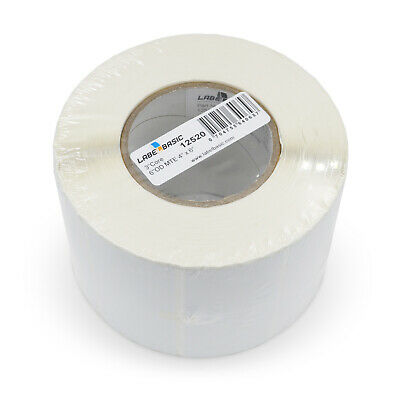 Labels For Primera Lx910 Printer 4 X 6 550 Matte Labels Per Roll