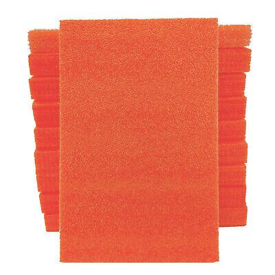 10x Anti-static Orange Foam Plank 11 X 7.25 X 1-18 Pe Packing Shipping Firm