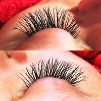 EYELASH EXTENSION SPECIAL!!! $80 Full Set