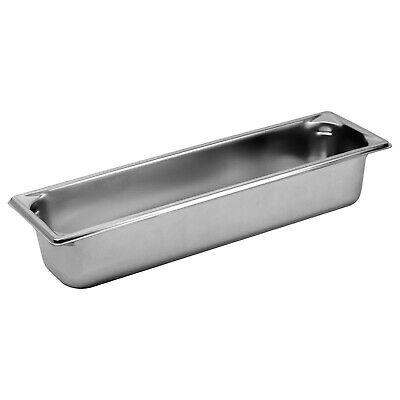 Stainless Steel Sterilization Tray 20-34 X 6-38 X 4