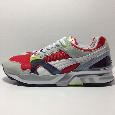 Puma Trinomic XT 2 PLUS OG '35586807'  (High Risk Red/Glacier Gray) Size : 8