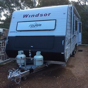 Windsor Royale Caravan Aberfoyle Park Morphett Vale Area Preview