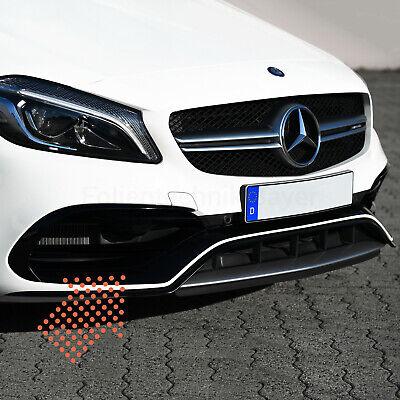 Akzentstreifen für Mercedes-Benz AMG A-Klasse A45 W176 Aufkleber Folie C63-Optik