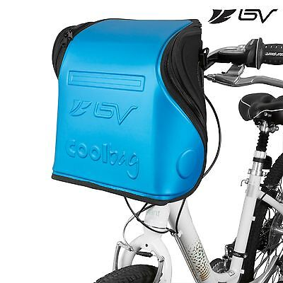 - BV Bicycle Front Tube Handlebar Bag Bike Cooler Pouch Insulated Pannier NEW HB3
