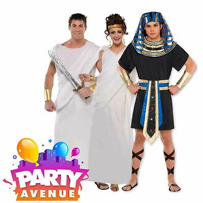 Adult History Accessories Goddess God Egyptian Pharaoh Fancy Dress Lot (Pharaoh Costume Accessories)