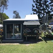 Camper Trailer  Swag Voyager Deluxe 2 Off Road Forest Lake Brisbane South West Preview