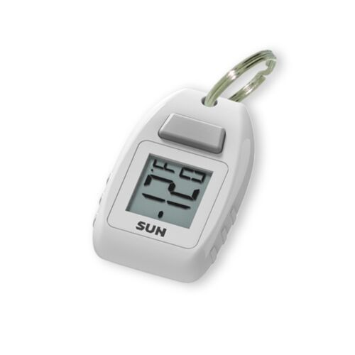 Digital Zipogage - Digital Zipperpull Thermometer