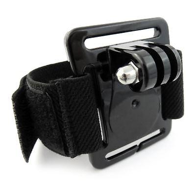 Regolabile Cinturino da Polso Fascia Supporto per Gopro Eroe 3 4 5 6 7 Azione