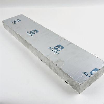 1.75 Thick 1 34 Cast Aluminum Mic-6 Alcoa Plate 5.5 X 21.25 Long Sku151185