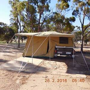 Challenge 4x4 camper trailer Peterborough Peterborough Area Preview
