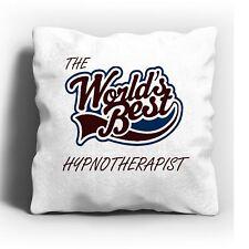 The Worlds Best Hypnotherapist Cushion   eBay