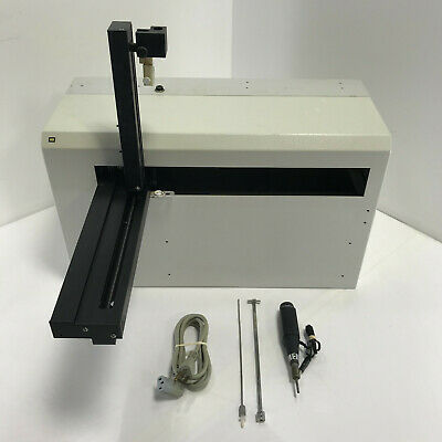 Gilson Auto Sampler Changer Analyzer Model 223 W Stirrer Attachment Autosampler