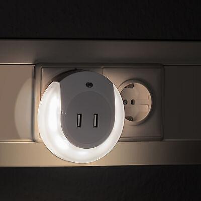 RGB Nachtlicht 1.5w kaltweiß USB Aufladung LED Tischlampe mit Touch-Dimmer