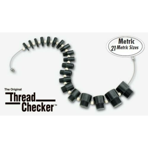 Thread Checker The Original Thread Checker Metric, 21 Sizes