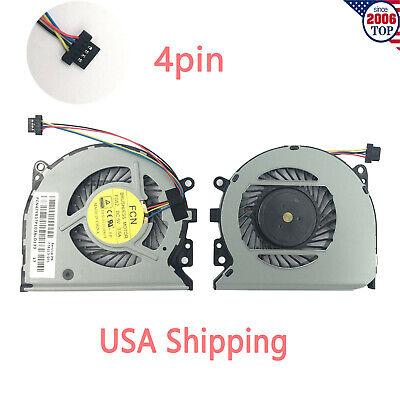 New CPU Cooling Fan for HP ENVY x360 15-U 15-U010dx 15-U011dx 15-u110dx