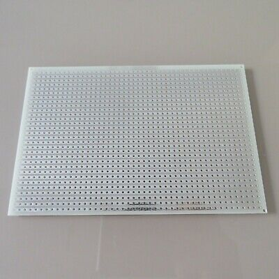 3x Stripboard Prototy 8x12cm Fibreglass Fr4 Kits Pcb Platine Circuit Veroboard
