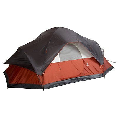 Coleman Red Canyon 17-Foot by 10-Foot 8-Person Modified Dome