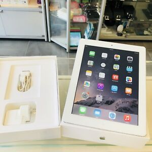IPAD 2 32GB WHITE WIFI ONLY BOX TAX INVOICE WARRANTY Surfers Paradise Gold Coast City Preview