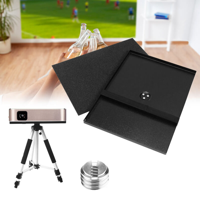 Laptop Notebook Pallet Multimedia Projector Tray for Tripod Stand Home Office