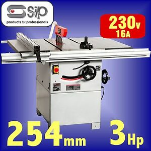 SIP-01332-Pro-254mm-10-Cast-Iron-Table-Saw-240v-3hp-bench-circular-rip-sawbench