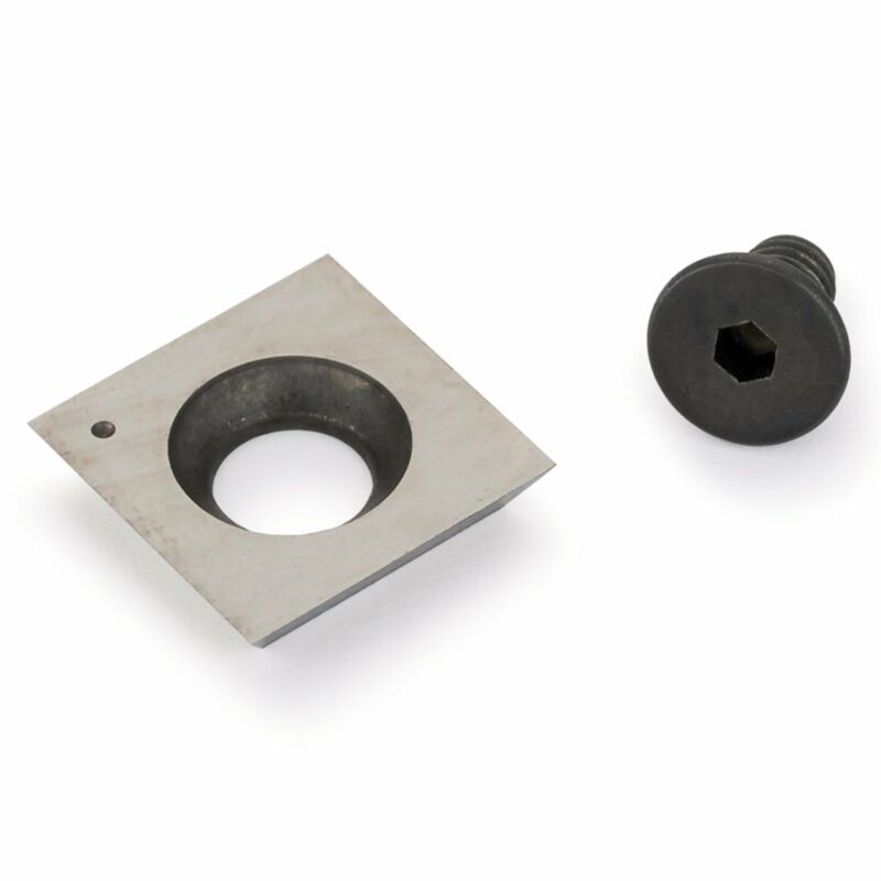 Axe Replacement, Full Size, Square Carbide Bit