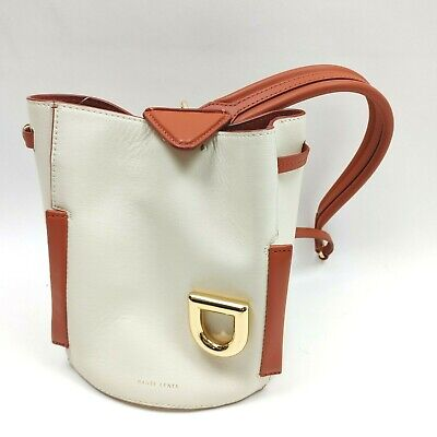 Danse Lente Josh Bucket Shoulder Backpack Handle Johnny Phoebe Clutch Bag
